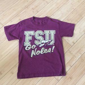 ⭐️4 for $12⭐️ FSU t-shirt